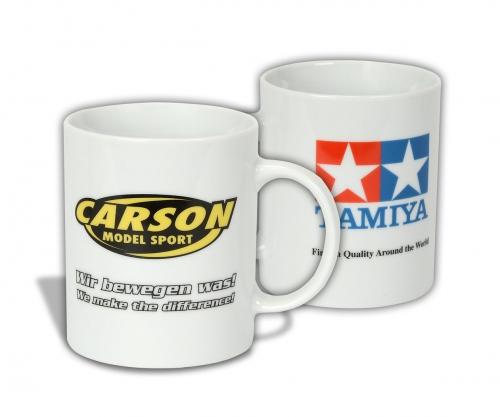 Kaffeetasse TAMIYA Back to kits (VE 6) Carson 909098 500909098
