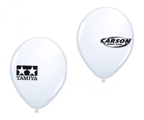 Luftballon weiss TAMIYA/CARSON (100 St.) Carson 909106 500909106