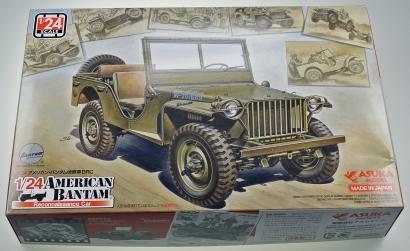 1:24 American Bantam reconnaiss. car BRC Carson 1024005 501024005