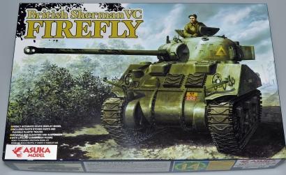 1:35 Brit. SHERMAN 5C Firefly Carson 1035009 501035009