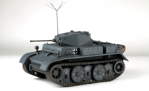1:35 Dt. Pz.Kpfw.II Ausf.L LUCHS (Early) Carson 1035038 501035038