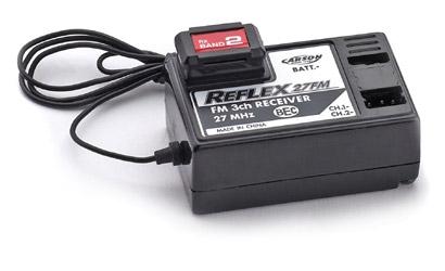 Reflex Empfänger 3Kan.27MHz Carson 501509