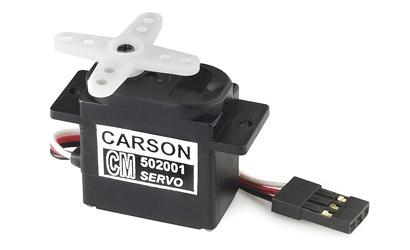 Micro Servo CM-1 Carson 502001