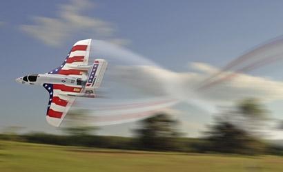 Thunderbird XF-RTF Mode 1 Carson 505007