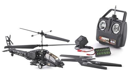 Apache AH-64 Longbow 2Chan. Carson 507001