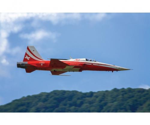 1:72 F-5TigerPatrouille Suisse50thAnni Carson 1395 510001395