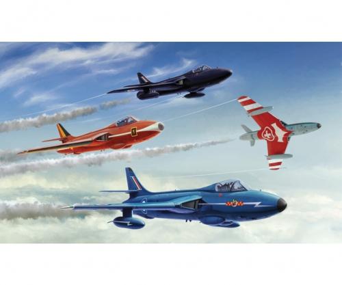 1:48 Hawker Hunter F Mk. 6/9 Carson 2772 510002772