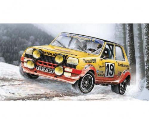 1:24 Renauls R5 Rally Carson 3652 510003652