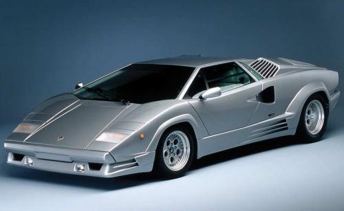 1:24 Lamborghini Countach 25th Anniv. Carson 3684 510003684