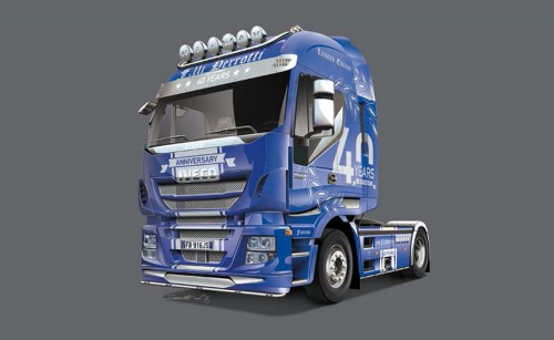 1:24 IVECO HiWay - 40. Iveco Anniversary Carson 3919 510003919