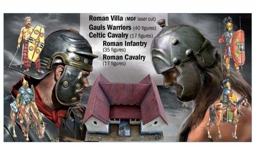 1:72 PAX Romana Battle Set Carson 6115 510006115