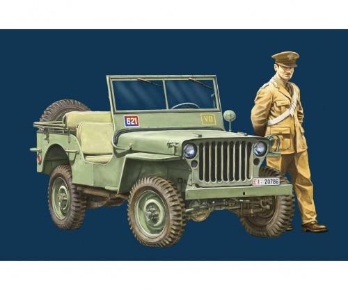 1:24 JEEP Arma dei Carabinieri Carson 6355 510006355
