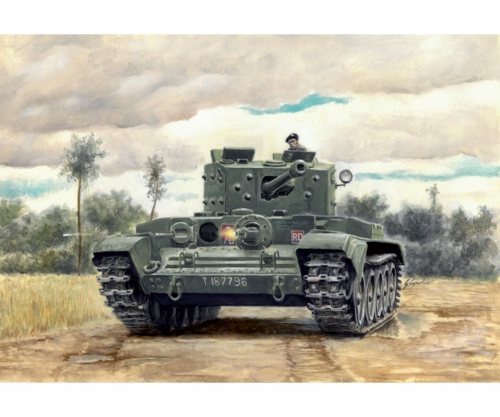 1:56/28mm Brit. Cromwell Mk. IV Carson 15654 510015654