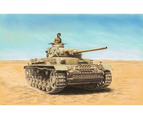 1:56/28mm PzKpfw. III Ausf.J-N  o. Zub. Carson 15757 510015757
