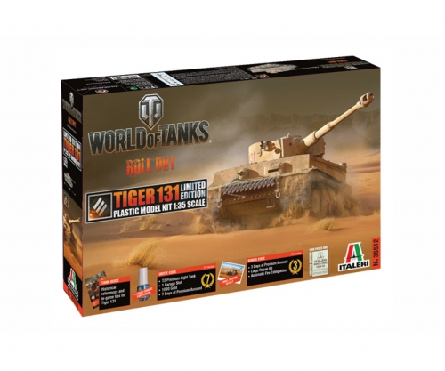 1:35 Tiger 131 Limited Edition WoT Carson 36512 510036512