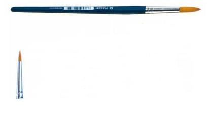 Italeri Rund-Pinsel 000 Kunsthaar (1) Carson 52201 510052201