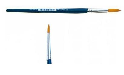 Italeri Rund-Pinsel 0 Kunsthaar (1) Carson 52203 510052203