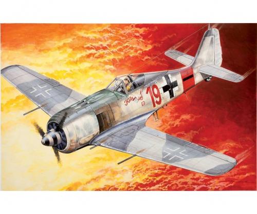 1:72 FW 190 A-8 / F-8 Model Set Carson 70392 510070392