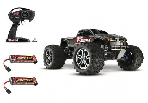 1:10 E-MaxxMamba RTR 4WD 2.4GHz MonsterT Carson 3908 520003908