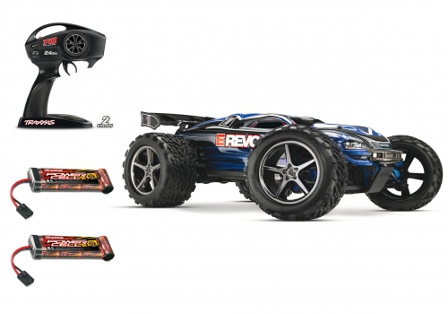1:10 E-Revo RTR 4WD 2.4GHz Monster Truck Carson 5603 520005603