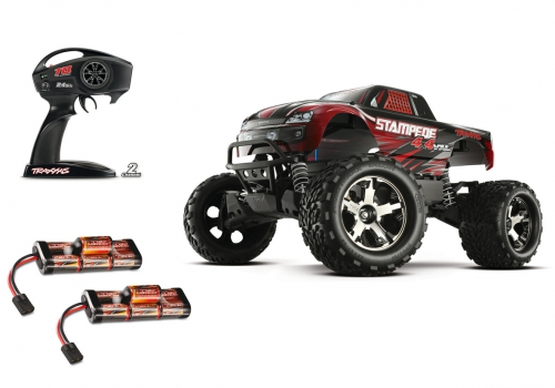 1:10 StampedeVXL RTR 4WD 2.4GHz MonsterT Carson 6708 520006708