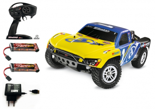 1:10 Slash VXL RTR 4WD 2.4GHz ShortCours Carson 6808 520006808