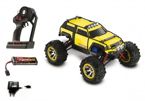1:16 Summit RTR 4WD 27MHz Monster Truck Carson 7205 520007205