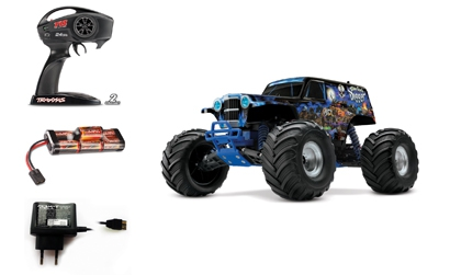 1:10 SonU. Digger RTR 2WD 27MHz MonsterT Carson 36044 520036044