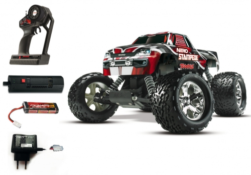1:10 Stampede2.5 RTR 2WD 27MHz MonsterTr Carson 41094 520041094