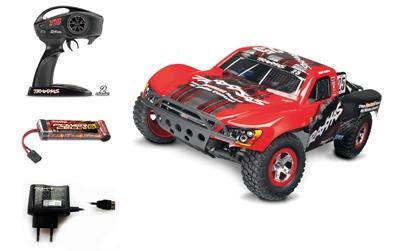 1:10 Slash RTR 2WD 2.4GHz Short Course Carson 58034 520058034