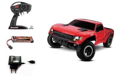 1:10 FordRaptor RTR 2WD 2.4GHz ShortCour Carson 58064 520058064