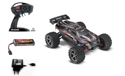 1:16 E-RevoVXL RTR 4WD 2.4GHz MonsterTru Carson 71074 520071074