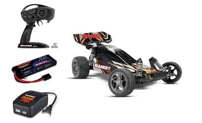 1:10 BanditVXL LiPo RTR 2WD 2.4GHz Buggy Carson 102407 520102407