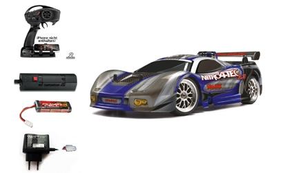 1:10 Nitro4Tec 3.3 RTR 4WD 2.4GHz Street Carson 104807 520104807