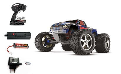 1:10 T-Maxx 3.3 RTR 4WD 2.4GHz MonsterTr Carson 104907 520104907