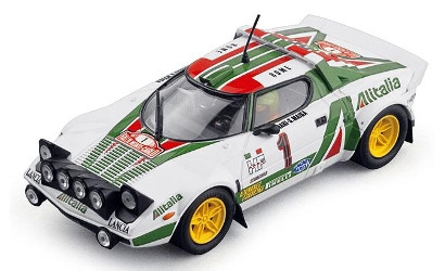NINCO Sport Lancia Stratos AII NC-9 Carson 50625 530050625