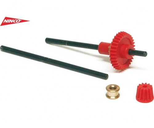 NINCO Achsset AW53,5mm 32Z/Rit.12Z Carson 80420 530080420