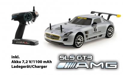 NINCO4RC 1:16 Mer.SLS AMG GT3 2.4GHz RTR Carson 93029 530093029