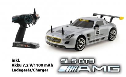 NINCO4RC 1:16 M. SLS AMG GT3 BL.2.4G RTR Carson 93030 530093030