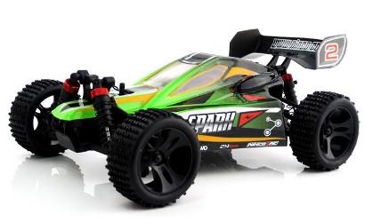 1:16 SPARK Buggy XB16 Grün 2.4G RTR Carson 93050 530093050