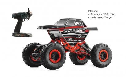 NINCO4RC 1:18 Crawler BOULDER 2.4G RTR Carson 93052 530093052