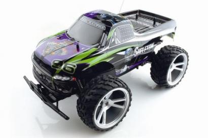 NINCO Skeleton Monster Truck RTR Carson 93057 530093057