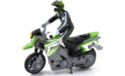 NINCO Parkracers 1:28 S.Motorrad IR RTR Carson 93058 530093058