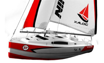 NINCOcean XALOC Mini Segelboot RTS Carson 99013 530099013