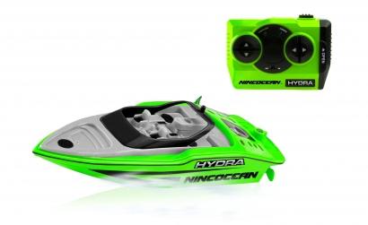 NINCOcean Speedboot HYDRA Grün Carson 99015 530099015