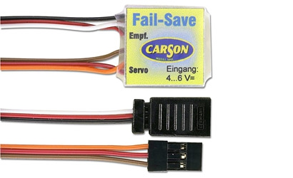 FAIL-SAVE ELEKTRONIK Carson 54004