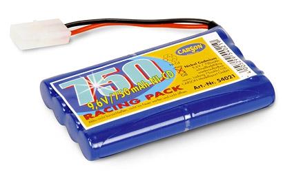 POWER PACK 9,6V-750 MAH O.Z Carson 54021