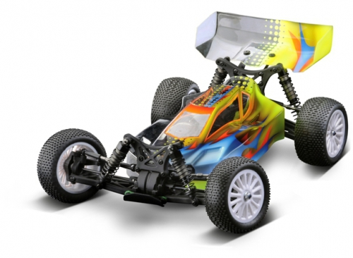Buggy 1:10 4WD X4 pro AR Kit Carson 1220015 551220015