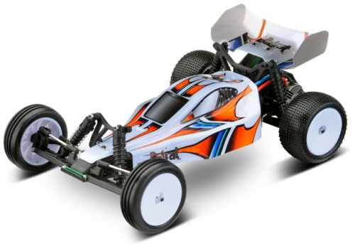 Buggy 1:10 2WD Mad Rat BL RTR 2.4G Carson 1240011 551240011