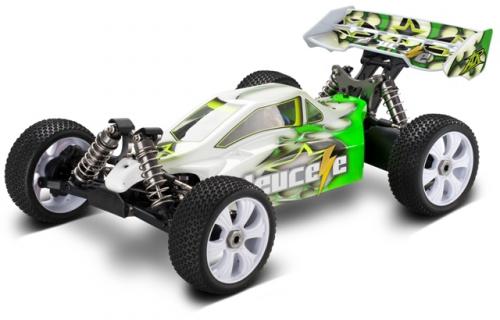 Buggy 1:8 4WD Deuce E BL Kit Carson 1260008 551260008